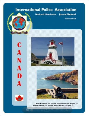 IPA CANADA NATIONAL NEWSLETTER